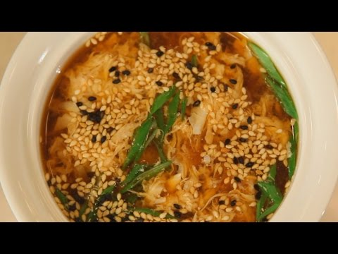 Суп «Кимчи». Рецепт от шеф-повара.