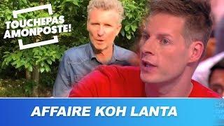 Affaire Koh-Lanta : Matthieu Delormeau s'exprime sur le discours de Denis Brogniart