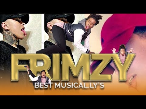 FRIMZY BEST MUSICAL.LY | Reaction Video **Extremely Funny**