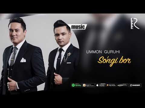 Ummon guruhi - So'ngi bor | Уммон гурухи - Сунги бор (music version)