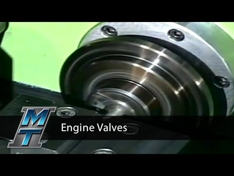 90B IFW for Engine Valves