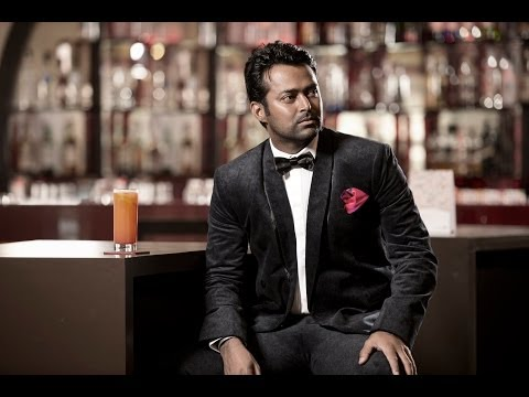 Leander Paes for Hello Magazine by Subi Samuel - Exclusive Behind the Scenes Video