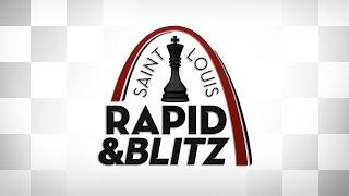 2018 Saint Louis Rapid & Blitz: Rapid Rounds Day 3