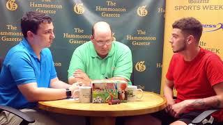 062018 Gazette Sports Week brought to you by The Hammonton Gazette