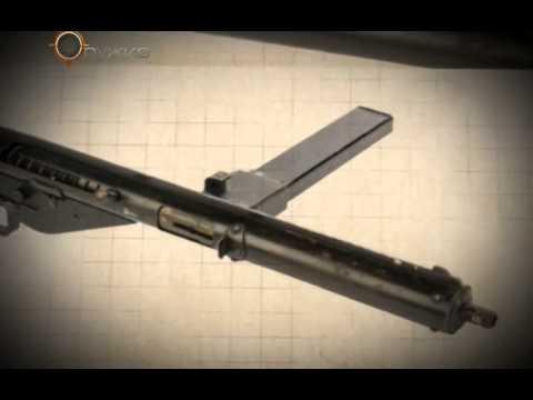 Пистолет-пулемет СТЕН. Оружие