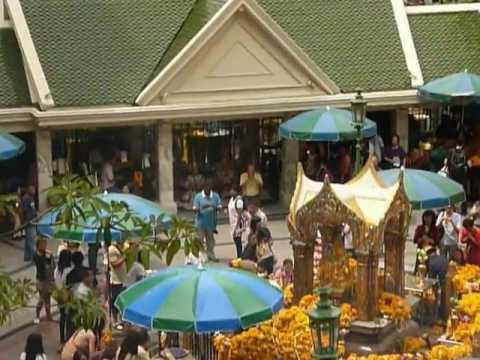 Erawan Shrine Bangkok by Immediate Mind Meditation South East Asia