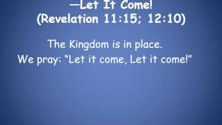Song 136 The Kingdom Is in Place—Let It Come! - With vocals