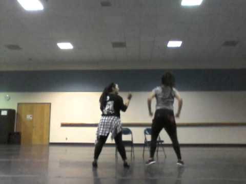 Todrick Hall All That Azz choreo
