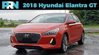 2018 Hyundai Elantra GT Sport 6MT | TestDrive Spotlight