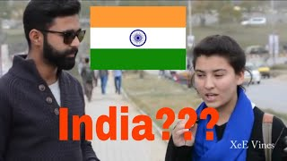 What Pakistanis Think About India | XeE Vines
