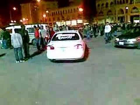 سستم في ساحة الكيش — بنغازي