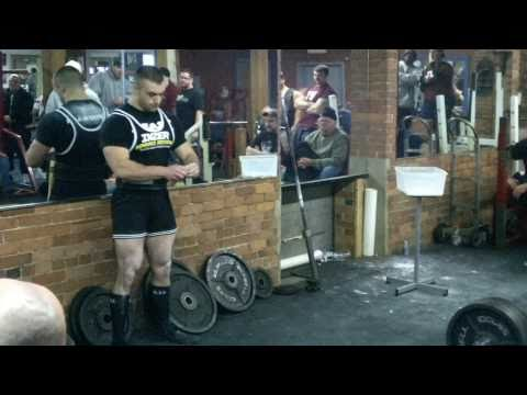 Powerlifting Meet Results: 360 lbs Pause Bench Press/640 lbs Deadlift! (190 lb b/w) Image 1