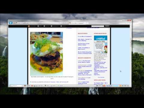 Thumb Review: Internet Explorer 9 Beta