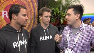 Channing Tatum / Runa Exclusive Interview -- Expo West 2015