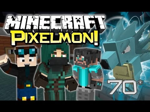 BLOCKET VILLAGE BEGINS! - Minecraft PIXELMON MOD Pixelcore Let's Play! - Ep 70
