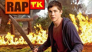 Rap do Percy Jackson (Parte 2) // O Mar de Monstros // TK RAPS (Prod by FIFTY VINC)