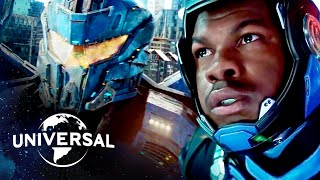 Pacific Rim: Uprising | Every Jaeger Fight