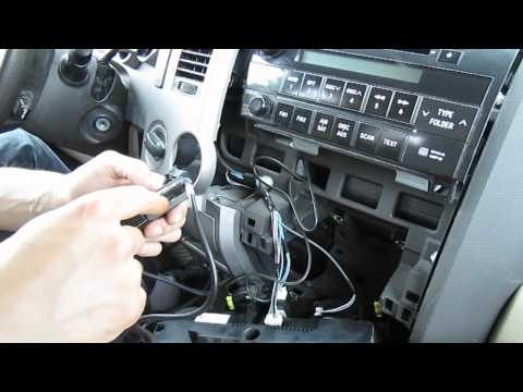 GTA Car Kits - Toyota Tundra 2007-2011 AUX iPod iPhone adapter