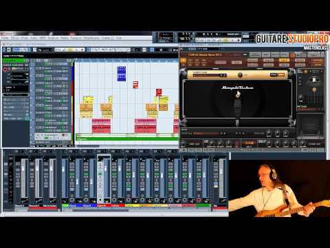 Session Coaching: Guitares Electro avec Amplitube 3