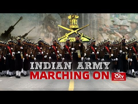 In Depth - Indian Army: Marching On