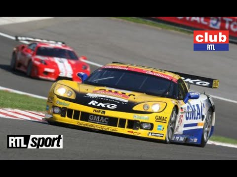 Total 24 hours of Spa 2008 (1/4) RTL Sport