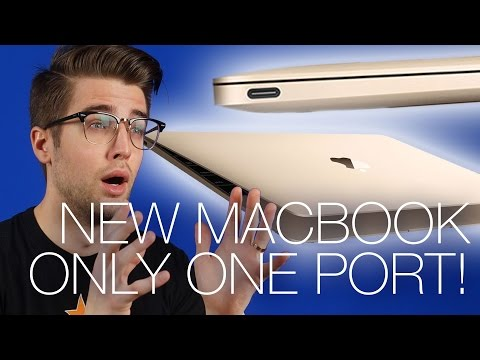 Apple: New Macbook, Watch details, HBO Now, Carplay, Hardline resolution