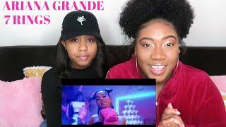 Ariana Grande - 7 rings Reaction