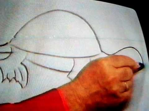 mr Dressup Drawing mr Dressup Draws