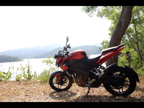 Episode 2 : Review Kawasaki Bajaj Pulsar 200NS 2014 Indonesia by KARS TV