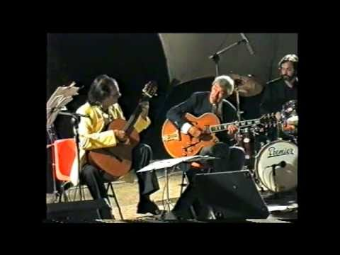 The Guitar Masters Franco Cerri (jazz)&Domenico Lafasciano (classical)
