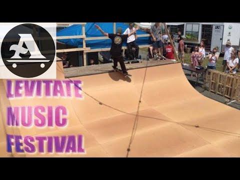 All i Need Skate - Levitate Music Festival 2017