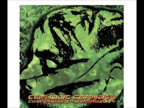 Cephalic Carnage - Anechoic Chamber