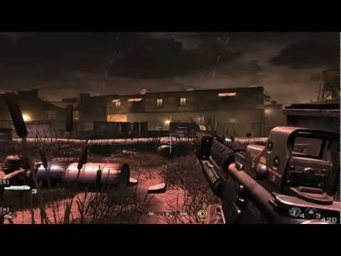 Call of Duty Modern Warfare 4 - mision 4