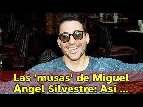 Las 'musas' de Miguel Ángel Silvestre: Así olvida a Albania Sagarra