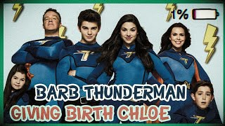 BARB THUNDERMAN IS GIVING BIRTH CHLOE!!!