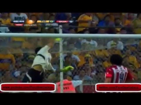 Las mejores atajadas del Futbol Mexicano Parte 1/2