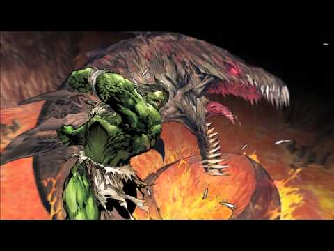 THE INCREDIBLE HULK #1 Comic Book Trailer