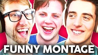2016 FUNNY MOMENTS MONTAGE!