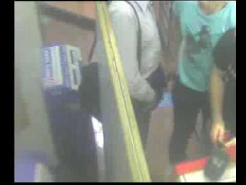 Theft In Atm By Foreigner In Mumbai-caught Red-handed In Cctv.avi video