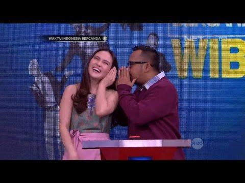 Waktu Indonesia Bercanda - Kecantikkan Shandy Aulia Bikin Bedu Jadi Gak Pinter (1/5)