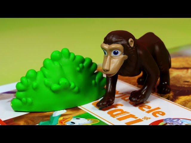 Przyjaciele na Safari #28 • Disney • Pawianica Cherry • Encyklopedia zwierząt z zabawkami