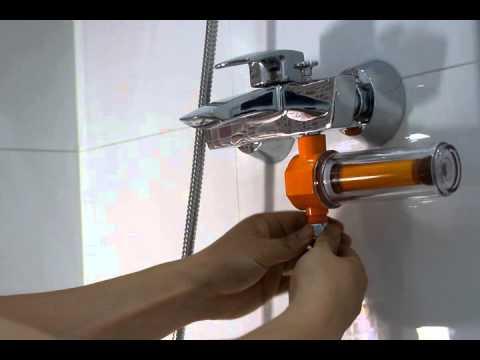 vitamin c shower filter at thedoglogs. Black Bedroom Furniture Sets. Home Design Ideas