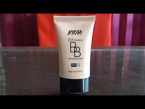 Nykaa skingenius BB cream review | BB cream for summers and winters | BB cream for every skin type|
