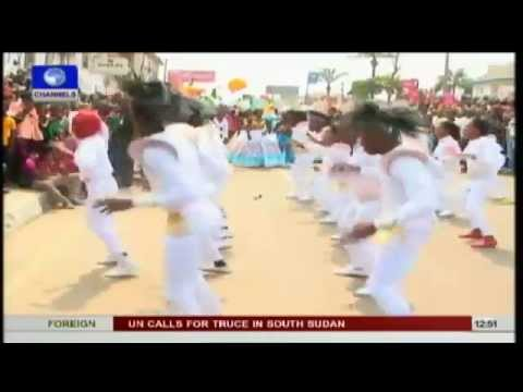 Travel Guide: Colour, Music, Dance And Fun At Grand Finale Of CARNIRIV 2013 Pt.3