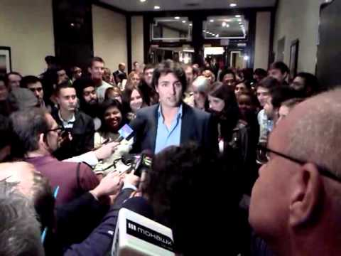 Justin Trudeau Meet and Greet - Sheraton Hotel, Hamilton, ON; October 10, 2012.