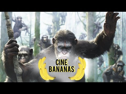 CineBananas - Reseña de Planeta de los Simios: Confrontación (Dawn of the Planet of the Apes)
