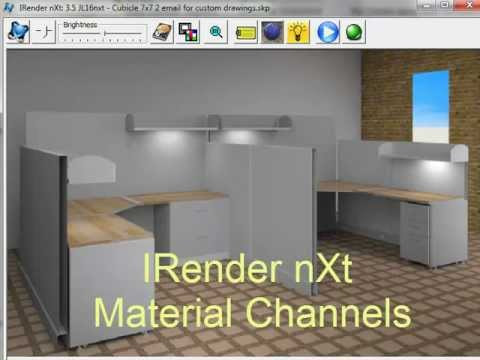 Irender Nxt Animation Channels For Irender Nxt