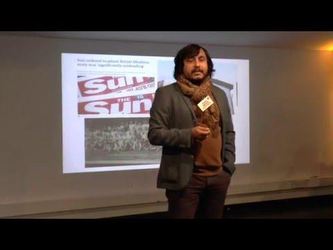 Tharik Hussain - How are Muslims & Muslim heritage represented in the media?