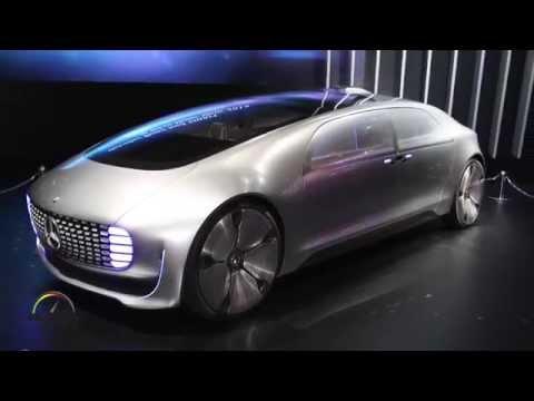 Mercedes-Benz Vision Tokyo At The 2015 Tokyo Motor Show