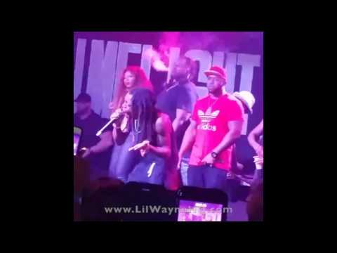 Lil Wayne Attends & Performs Live At Limelight In Nashville, Tennessee With Young Buck [Video]
